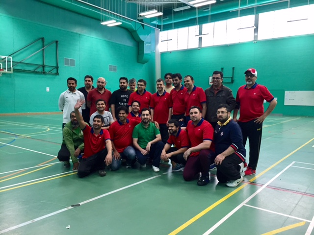 Cricket Match 29th October 2017