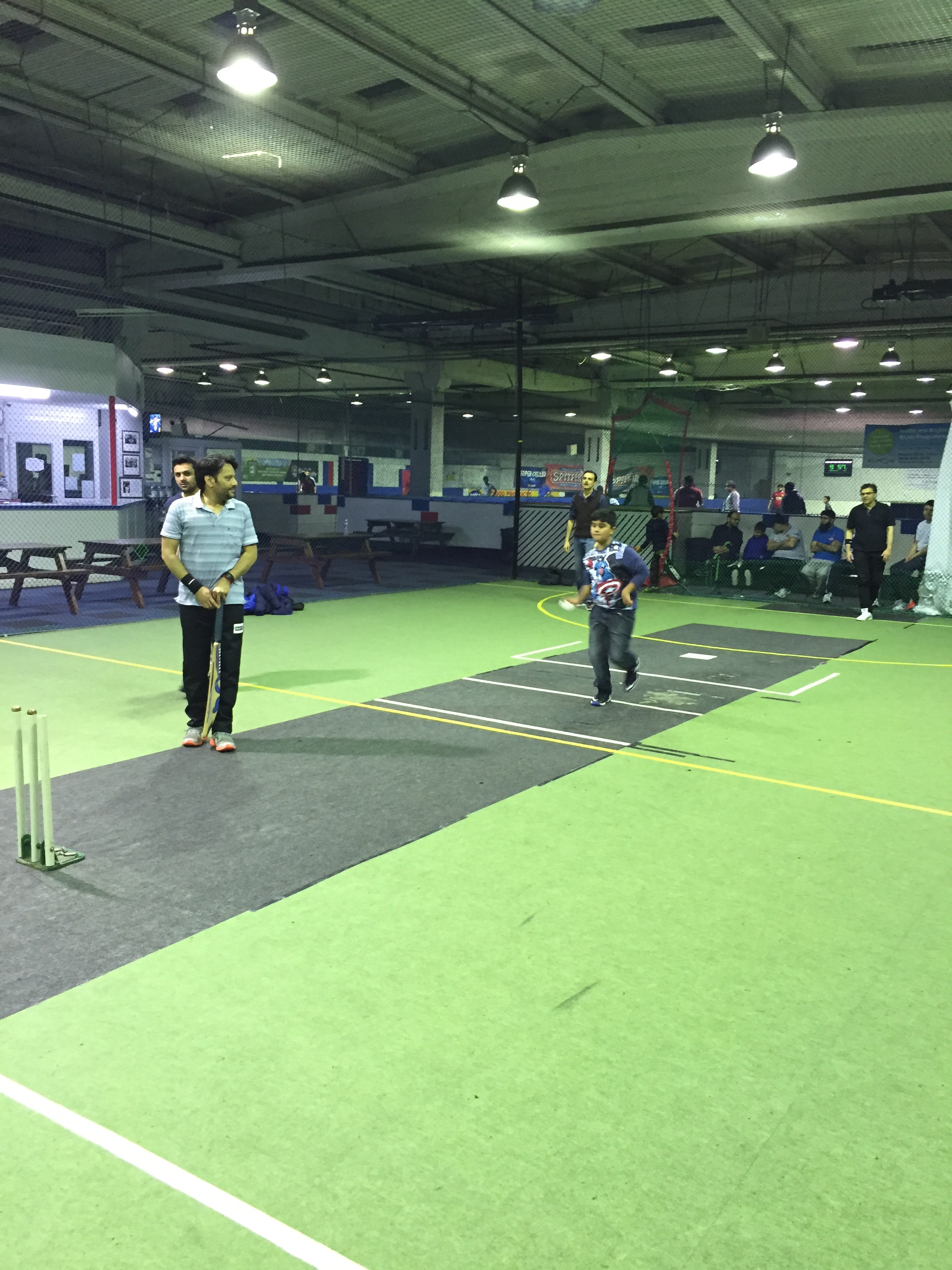 Indoor Sports Event 20th January 2017